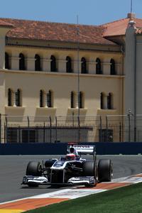 F1: No limite do FW33, Rubens concluí em 12o na Espanha