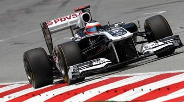 """F1: Rubens sobre o FW33 na Malásia """"Não tivemos o ritmo que esperávamos"""""""