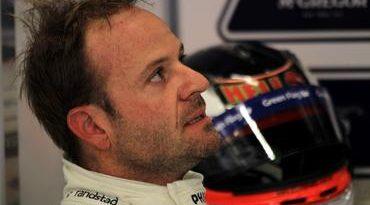 F1: Rubens Barrichello inicia a 18ª temporada na F1