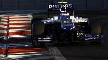 F1: Rubens faz o sexto tempo nos treinos em Abu Dhabi