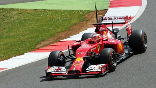 F1: Pela Ferrari, Jules Bianchi é o mais rápido em Silverstone