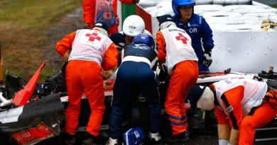 F1: Pai de Bianchi diz que não há mudança significativa no estado do piloto
