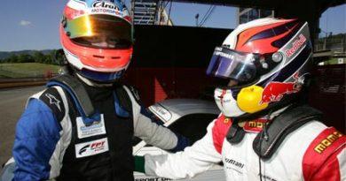 F1: Mirko Bertolotti bate recorde de Fiorano
