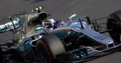 F1: Valtteri Bottas lidera terceiro treino em Baku