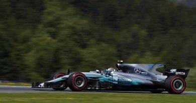 F1: Valtteri Bottas marca a pole-position para o GP da Áustria