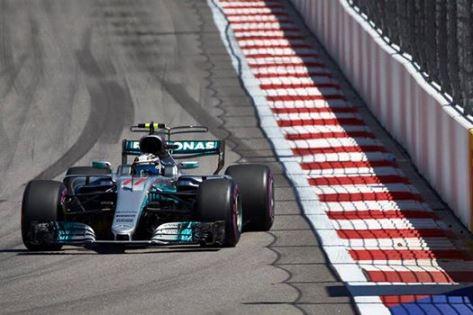 F1: Valtteri Bottas vence pela primeira vez