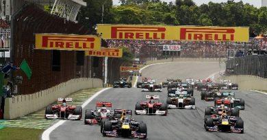 F1: Veja lista de vencedores do GP do Brasil