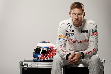 F1: Button inicia contagem regressiva para sua última corrida na Fórmula 1