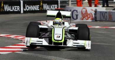 F1: Button vence a 5ª no ano; Barrichello é 2º