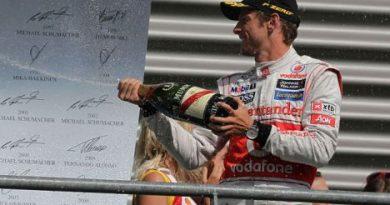 F1: Jenson Button vence GP da Bélgica