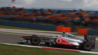 F1: Com pista seca, Jenson Button é o mais rápido na Turquia