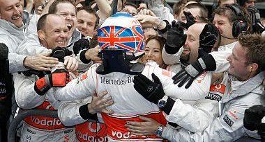 F1: Jenson Button vence GP da Hungria