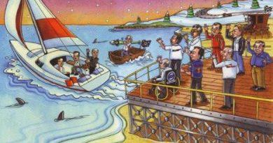 F1: Bernie Ecclestone satiriza dirigentes em Cartão de Natal