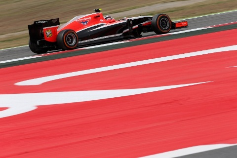 F1: Zebra na Catalunha. Marussia faz o melhor tempo