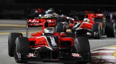 F1: De novo o melhor entre as equipes novatas, Lucas cumpre meta em Cingapura