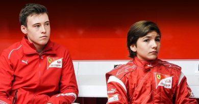 F1: Tá no DNA! Enzo Fittipaldi se junta à Academia de Pilotos da Ferrari