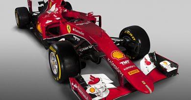 F1: Ferrari apresenta a SF15-T