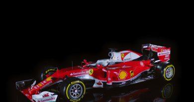 F1: Ferrari apresenta carro para a temporada de 2016