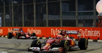 F1: Fernando Alonso é o mais rápido no terceiro treino livre