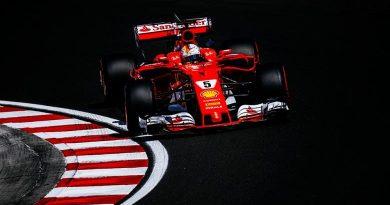 F1: Sebastin Vettel é o mais rápido no terceiro treino livre na Hungria