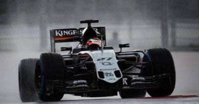 F1: Nico Hulkenberg lidera sexta-feira em Sochi