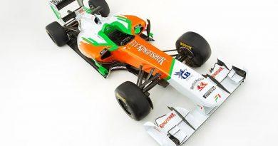 F1: Force India apresenta carro para temporada 2011