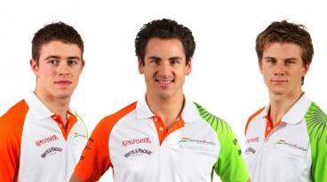 F1: Sutil e Di Resta são confirmados pela Force India para 2011