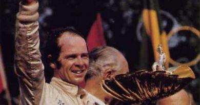 F1: Peter Gethin falece aos 71 anos