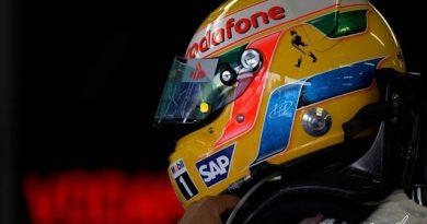 F1: Hamilton é o mais veloz; Massa escapa