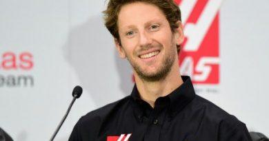F1: Haas confirma Romain Grosjean como um dos pilotos para 2016