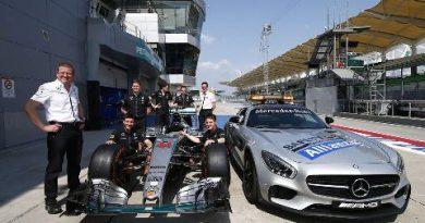 F1: Lewis Hamilton lidera segundo treino na Malásia