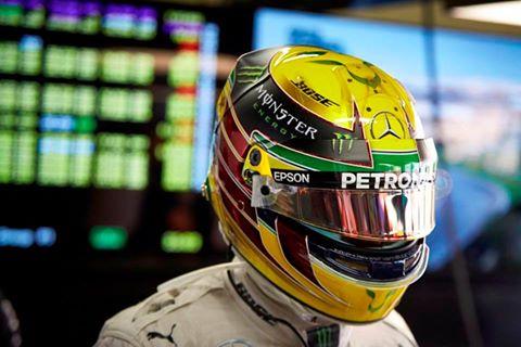 F1: Lewis Hamilton mantém o domínio em Interlagos