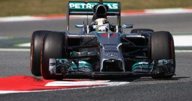 F1: Lewis Hamilton mantém o domínio na Espanha