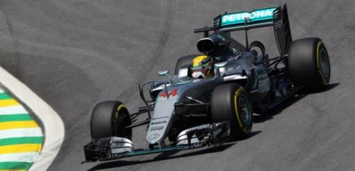 F1: Lewis Hamilton lidera primeiro treino em Interlagos