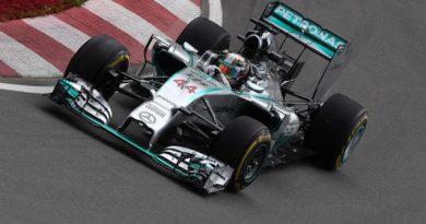 F1: Lewis Hamilton é o mais rápido no terceiro treino livre