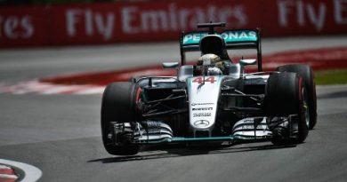 F1: Lewis Hamilton vence o GP do Canadá