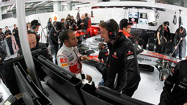 F1: Lewis Hamilton é o mais rápido no segundo treino
