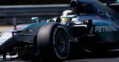 F1: Lewis Hamilton lidera treinos de sexta-feira na Hungria