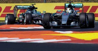 F1: Lewis Hamilton marca a pole na Hungria
