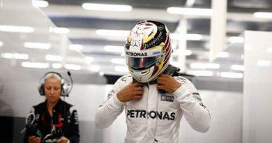 F1: Lewis Hamilton é o mais rápido em Silverstone