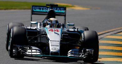 F1: Lewis Hamilton conquista a pole para GP da Austrália