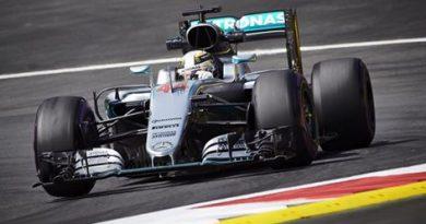 F1: Lewis Hamilton marca a pole para GP da Áustria