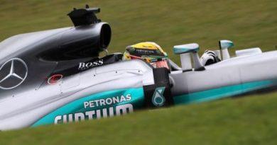 F1: Lewis Hamilton marca a pole-position para o GP do Brasil