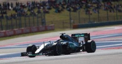 F1: Lewis Hamilton marca a pole-position pra o GP dos EUA