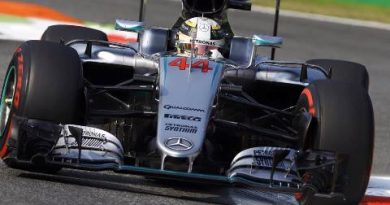 F1: Lewis Hamilton marca a pole em Monza