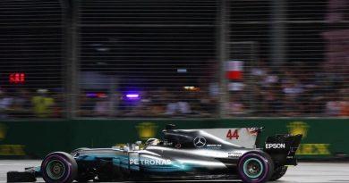 F1: Lewis Hamilton vence o movimentado GP de Singapura