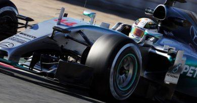 F1: Lewis Hamilton lidera penúltimo dia de testes
