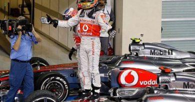 F1: Lewis Hamilton vence em Abu Dhabi