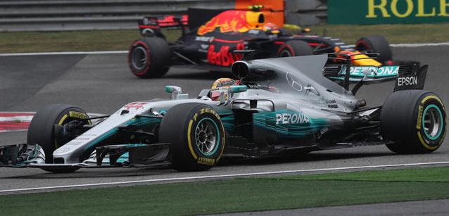 F1: Lewis Hamilton vence GP da China