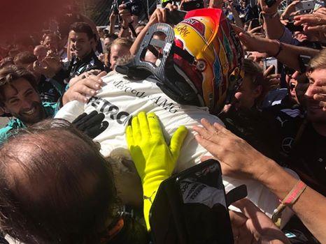 F1: Lewis Hamilton vence GP da Itália e assume liderança do campeonato